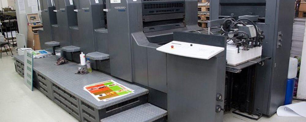چاپ افست و کاربرد آن در بسته بندی
